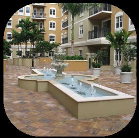 Fountains Button