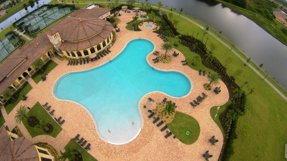 Gran Paradiso Pool Constructed By Elite Commercial Pools