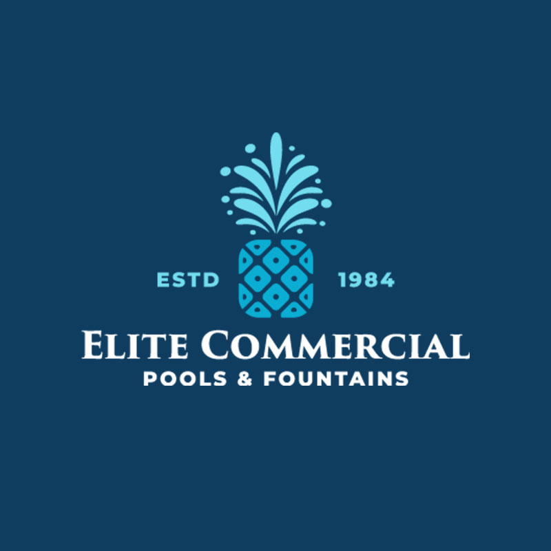 Our Company Page Button For Elite Commercial Pools