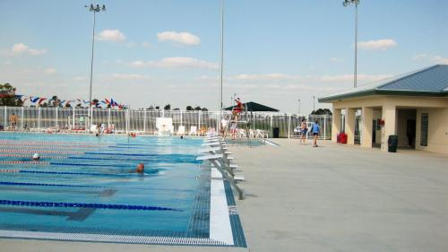 South County Regional Park - Competition Lap Pool.