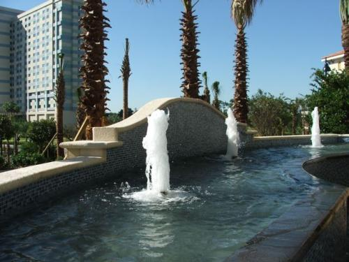 BONNET CREEK FOUNTAIN