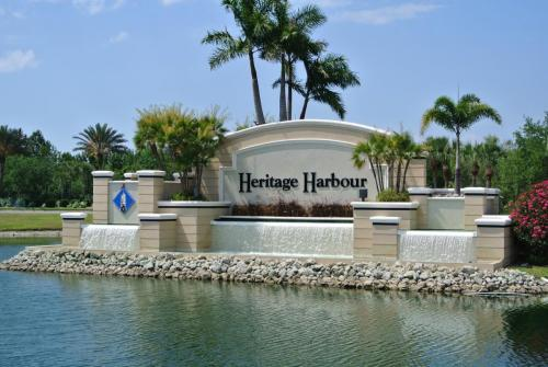 HERITAGE HARBOR FOUNTAIN