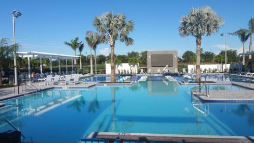 IMG Academy - Competition lap pool combination.